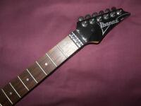 Ibanez RG-270 / RG270 , Electric Guitar Neck + Tuners.