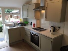 1 DOUBLE ROOM for rent to a professional person.bills inc,internet and cleaner
