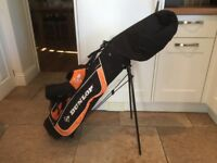 Golf clubs - Matching set of Junior golf clubs in excellent condition.