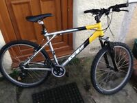 Bike GT Avalance bicycle, trek kona Marin specialized