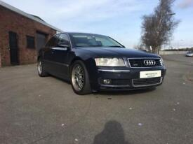 Audi A8 D3 4.0 4.2 Diesel Breaking For Parts