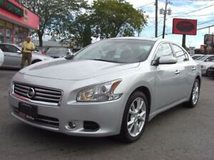2012 Nissan Maxima SV 3.5L *Leather / Sunroof*! *CLEAN!*