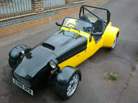 Westfield SEIW 2.0 Duratec, in great condition - Perfect for summer fun.