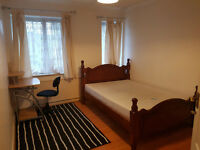 Double bedroom for rent in a shared house (All bills inclusive)