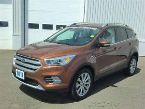 2017 Ford Escape Titanium-LOADED-301A