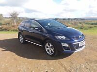 Mazda CX-7 2.2 TD Sport Tech - Full leather Seats, Bose Sound System, Sat Nav