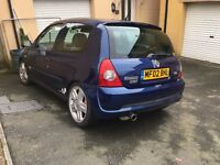 Renault Clio 172 cup px