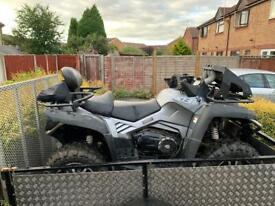 Cf moto x8 ( Quadzilla 800cc )