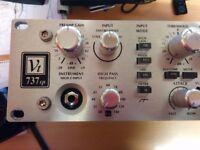 Avalon VT-737SP VT 737 SP Preamp Compressor EQ light studio. A modern classic use includes VAT