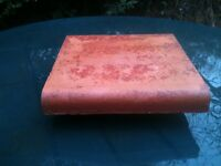 Quarry Tile Bullnose cill x 46