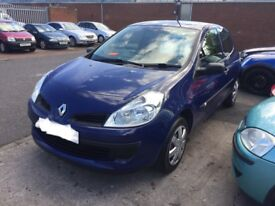 Renault clio freeway 2008/08