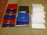 A4 Folders (Ring Binders) Various