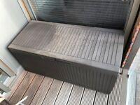 Keter Springwood Garden Storage Box
