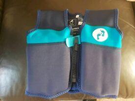 Kids buoyancy jacket size 1-2 Years