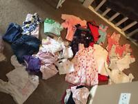 6-9m baby girl bundle