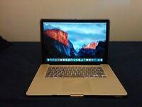 "Apple MacBook Pro 15.4"" (October, 2011) - i7 2.2GHz, 16GB Ram, 512GB SSD"