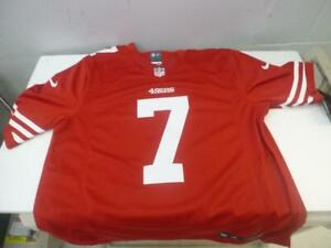 Colin Kaepernick Nike On-Field Jersey - We Buy And Sell Sports Memorabilia - 117867 - MH317404