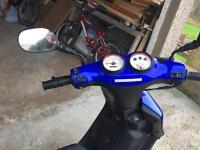 TGB 202 classic scooter 50cc