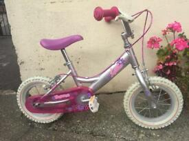 Girls Lottie Dawes bike