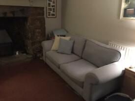 REDUCED PRICE £80 ONO Three seater from DFS