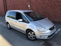 2009/59 FORD GALAXY ZETEC 2.0L DIESEL AUTOMATIC 7 SEATER GREAT CONDITION WITH MOT