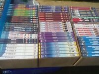 job lot 110 DVDs MIXED GENRES