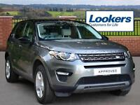 Land Rover Discovery Sport TD4 SE TECH (grey) 2015-09-16