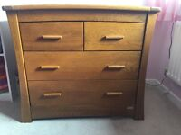 Mamas and Papas Chest of Drawers / Changer