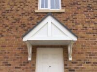 DOOR CANOPIES BRAND NEW IN PACKAGING ( VARIES DESIGNS)