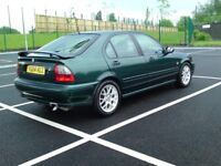 2004 rover mg zs + turbo diesel
