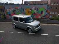 2004 nissan cube 1.4 automatic