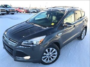 2016 Ford Escape Titanium-AWD