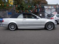 BMW 3 Series 2.0 318Ci Sport 2dr Convertible LADY OWNED INCREDIBLE MOTOR 04/04