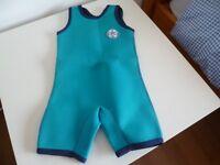 Infant wet suit age 2-3