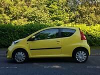 Peugeot 107 £20 Tax Long MOT Super Clean , Low Miles. Just like, C1, Aygo, Corsa, Clio