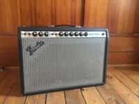 Vintage Fender Deluxe Reverb Silverface
