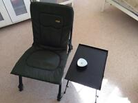 Fox Stalker Carp Fishing Chair