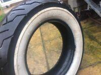 yamaha dragstar tyre and tube