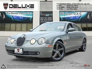 2006 Jaguar S-Type 4.2 STYPE V8 NEW RIMS AND TIERS