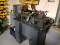 EXCEL MODEL C06123 LATHE & STAND