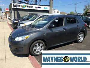 2010 Toyota Matrix Base ***SOLD***