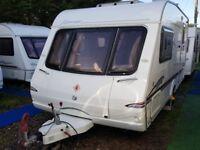 2006 Swift Fairway 460 2 Berth End Washroom Caravan with MOTOR MOVER