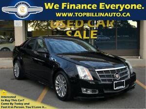 2011 Cadillac CTS 3.6L CTS4 AWD, 2 Years WARRANTY