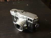 Leica M3 with summaron lens in beautiful condition