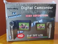 Inovalley Digital Camcorder . Great Christmas gift.