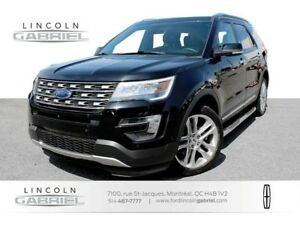 2016 Ford Explorer LIMITED LIMITED+4WD+7 PASSAGER+NAVI+CAMERA+TO
