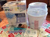 Philips Avent Electric Steriliser Baby
