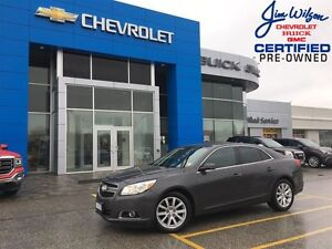2013 Chevrolet Malibu 2LT LEATHER ROOF BLUETOOTH REMOTE START!!!
