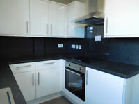 Newly refurbished 3 bed first floor property with private access. Kitchen appliances and flooring.
