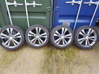 2016 mercedes cka alloy wheels